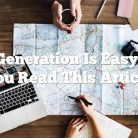 Lead Generation Is Easy When You Read This Article