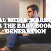 Social Media Marketing For The Baby Boomer Generation