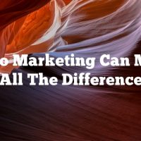 Video Marketing Can Make All The Difference
