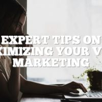 Expert Tips On Maximizing Your Video Marketing