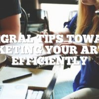 Integral Tips Towards Marketing Your Article Efficiently