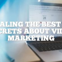 Revealing The Best Kept Secrets About Video Marketing