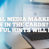 Social Media Marketing Plan In The Cards? Our Helpful Hints Will Help!