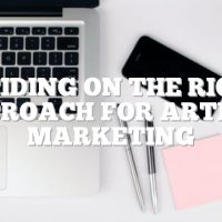 Deciding On The Right Approach For Article Marketing