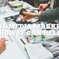 Social Media Marketing And How It Can Help You