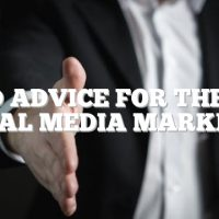 Solid Advice For The New Social Media Marketer