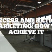 Success And Article Marketing: How To Achieve It