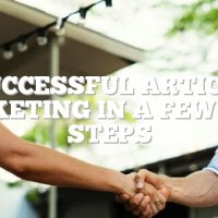 Successful Article Marketing In A Few Easy Steps