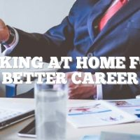 Working At Home For A Better Career