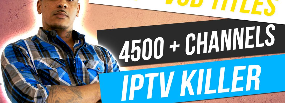 Best IPTV Subscription - android iptv app