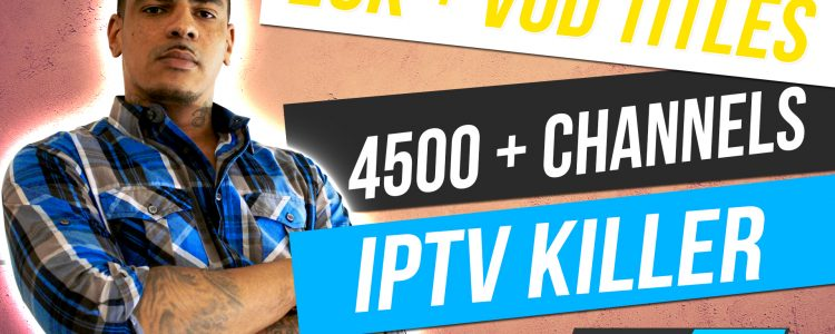 The #1 Android | IOS | IPTV APP | APK DOWNLOAD ? – Learn How