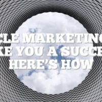 Article Marketing Can Make You A Success – Here's How